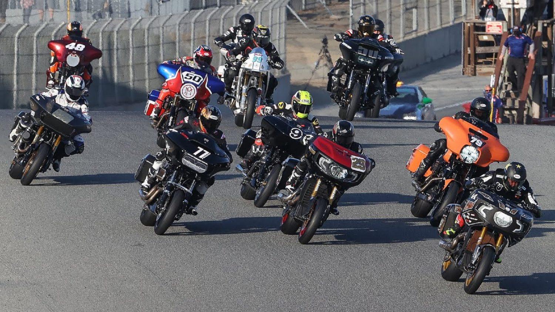 Bagger Racing League