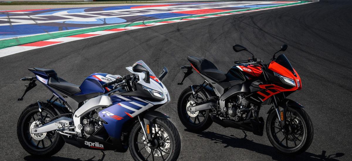 Les Aprilia RS 125 et Tuono 125 arriveront en juin