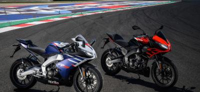 Les Aprilia RS 125 et Tuono 125 arriveront en juin :: Nouveautés 2021