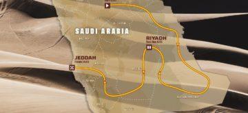 Le tracé du Dakar 2022 est connu