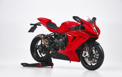 MV Agusta annonce une version «Rosso» de sa sportive F3 :: Nouveauté 2021