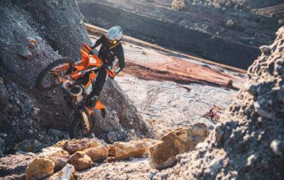 Mises à jour importantes pour la gamme Enduro de KTM :: Nouveauté 2022