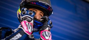 Jason Dupasquier: «Le podium n'est plus si loin!»