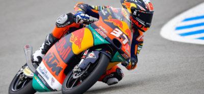 Acosta survole toujours, Dupasquier confirme encore! :: Moto 3 Jerez