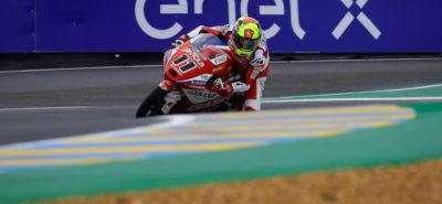Victoire en solitaire de Sergio Garcia, Jason Dupasquier marque encore des points! :: GP de France Moto3