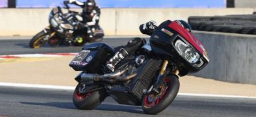 Bagger Racing League – Une folie américaine!