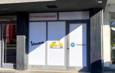 Vespa et Piaggio de retour à Neuchâtel! :: Concessionnaire