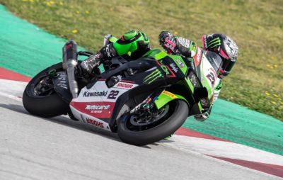 Superbike – la centième victoire pour Jonathan Rea, à Aragon :: WorldSBK 2021