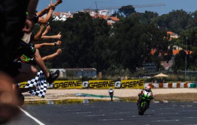 Superbike – doublé dominical pour Jonathan Rea à Estoril :: Mondial Superbike