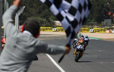 Supersport – A Estoril, Aegerter finit presque sur le podium :: Mondial Supersport