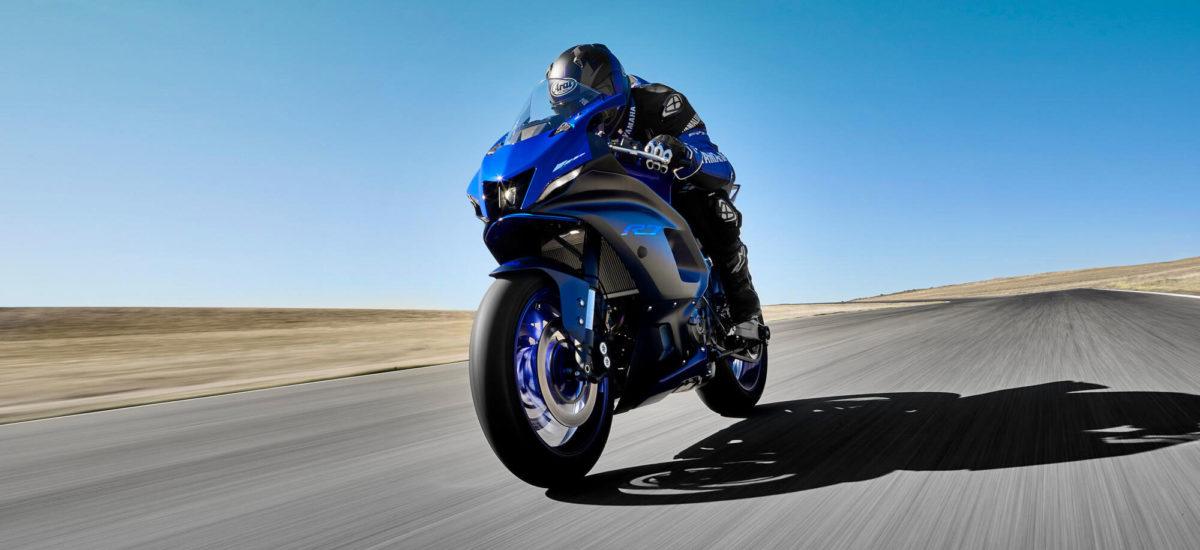 Le Yamaha R-World au complet avec la R7 2021