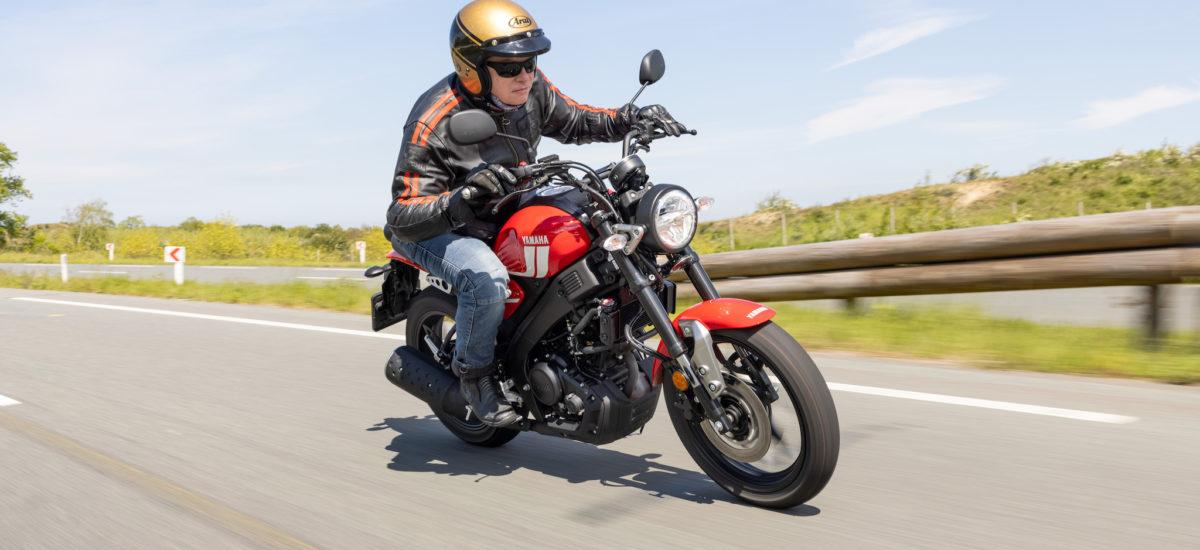 Essai – la XSR 125, classique, mais rapide!