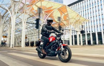 Yamaha XSR 125, une néo-rétro dès 16 ans :: Nouveauté 2021
