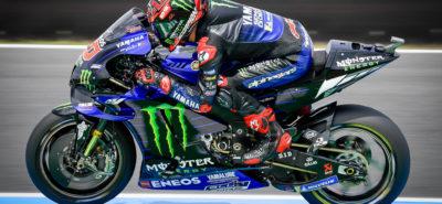 Doublé Yamaha avec un récital de Fabio Quartararo :: MotoGP Pays-Bas