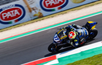 «Magic Aegi» remporte magistralement la course 1 :: Supersport Misano