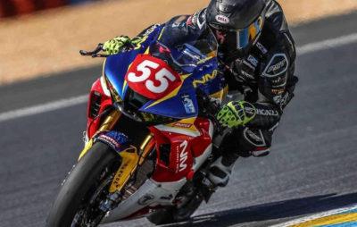 Le déclassement du «Bolliger» profite à Kevin Trueb et au National Motos :: 24 Heures du Mans