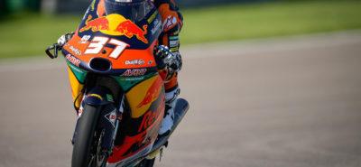 Nouvelle démonstration du prodige Pedro Acosta :: Moto3 Allemagne