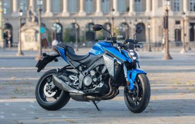Une Suzuki GSX-S 950, plus simple et moins puissante que la 1000 :: Nouveauté 2021