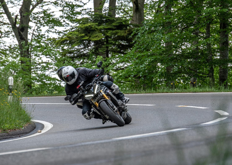 la Triumph Speed Triple