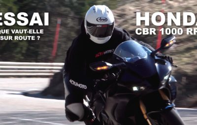 Découvrez notre nouvel essai en vidéo! :: test Honda