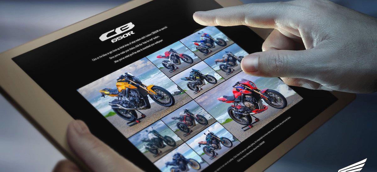 Les CB 650 R des 10 meilleurs préparateurs Honda