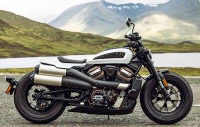 Le nouveau Sportster Harley-Davidson: 121 chevaux, 228 kilos! :: Nouveauté 2021