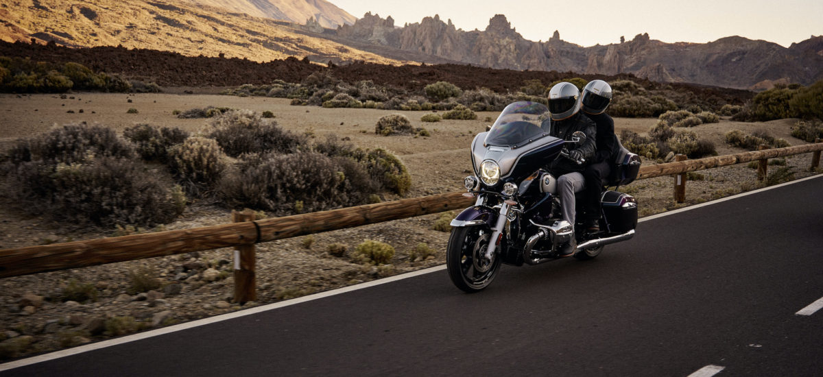 R18 B et Transcontinental: BMW agrandit sa famille de cruisers