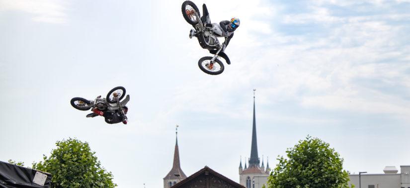 Le Drive-in Freestyle Show, familial et Covid-Friendly :: FMX :: ActuMoto