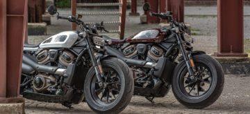 1er contact: Harley-Davidson Sportster 1250 S