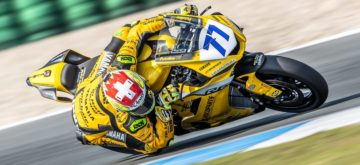 Assen course 2: Les pilotes suisses mènent le bal