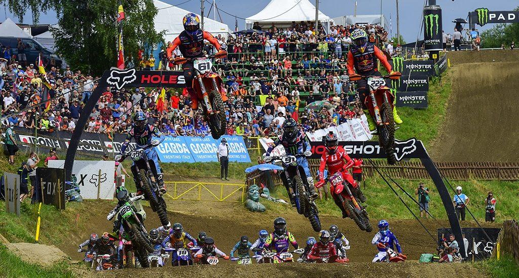 Motocross: les KTM à l'assaut de Loket