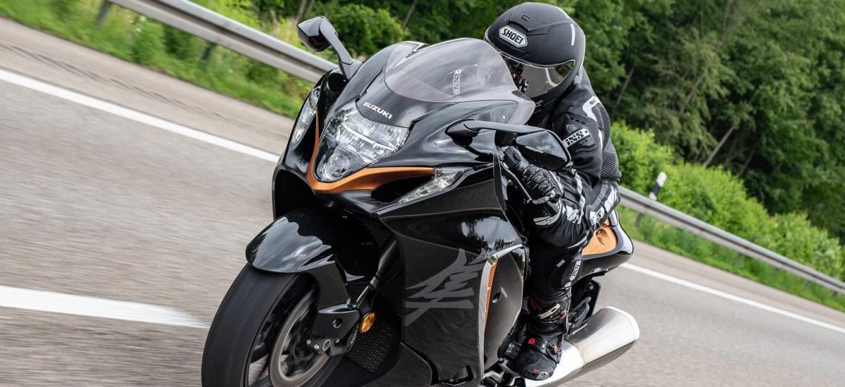 Essai routier – Suzuki Hayabusa 2021, le faucon a atteint l'âge de raison
