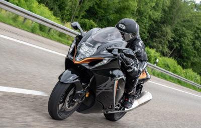 Essai routier – Suzuki Hayabusa 2021, le faucon a atteint l'âge de raison :: Test Suzuki