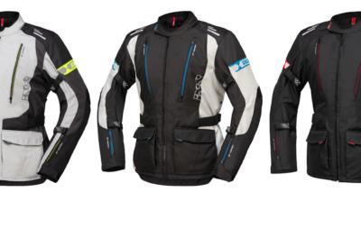 La veste Tour Lorin ST, une nouveauté iXS tout en polyvalence :: Equipement