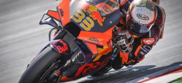 MotoGP – L'équilibriste Brad Binder gagne sur un coup de poker