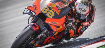 MotoGP – L'équilibriste Brad Binder gagne sur un coup de poker :: MotoGP GP d'Autriche
