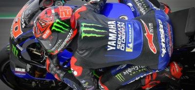 MotoGP – Fantastique récital en solitaire de Fabio Quartararo :: Silverstone