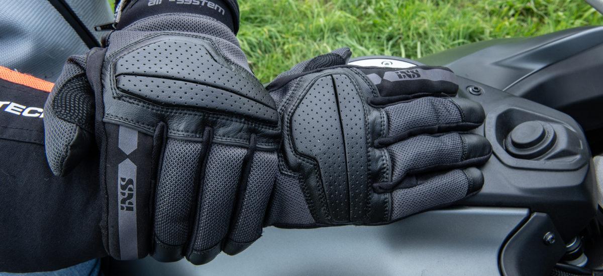 Test gants iXS Evo-Air – Fraîcheur garantie