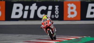 Sergio Garcia efface son échec du week-end passé! :: Mondial Moto3