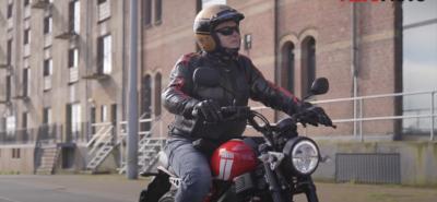 Notre essai de la nouvelle Yamaha XSR 125 :: Nouveauté 2021