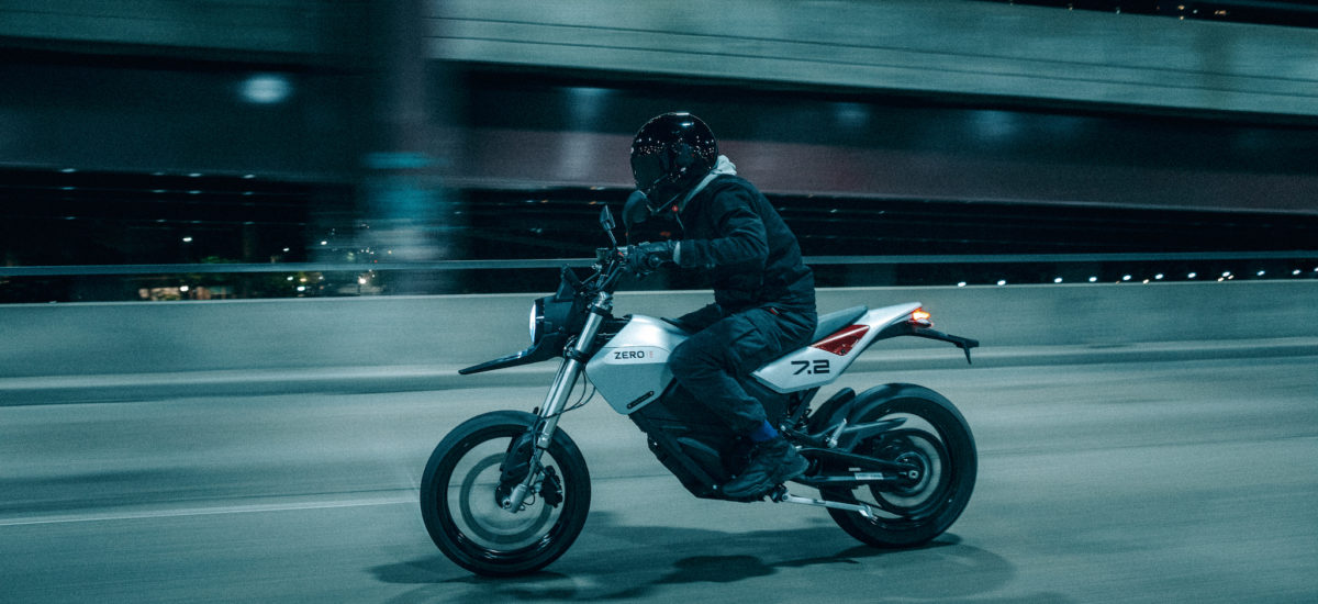 Zero ajoute une moto à sa gamme, la FXE