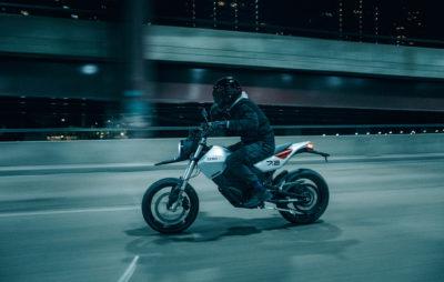 Zero ajoute une moto à sa gamme, la FXE :: Nouveauté 2021