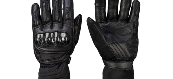 iXS Carbon Mesh 4.0, le gant sportif pour les chaudes journées