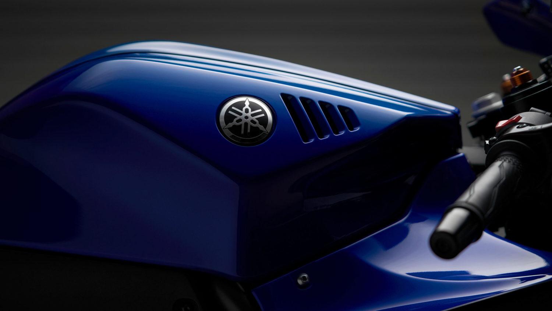Yamaha réservoir