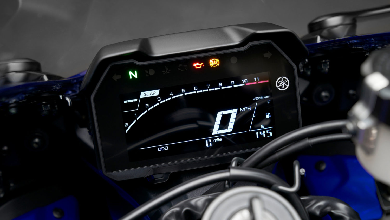 Yamaha LCD