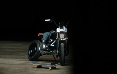 BMW dévoile un concept de petite moto électrique, la CE 02 :: Actu, Motos, Nouveautés 2022