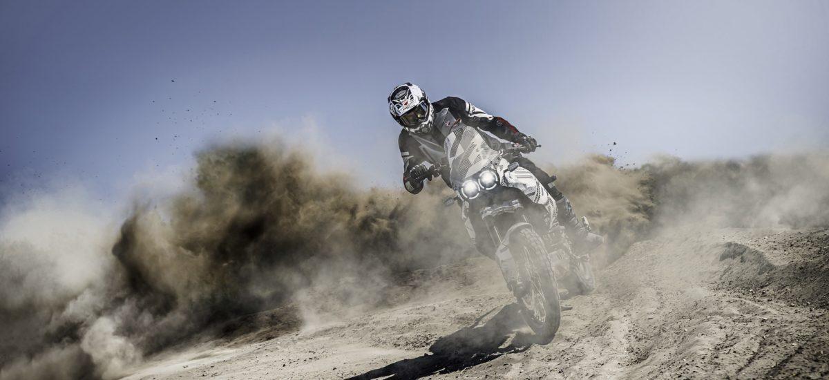 Ducati prépare une DesertX pour 2022!
