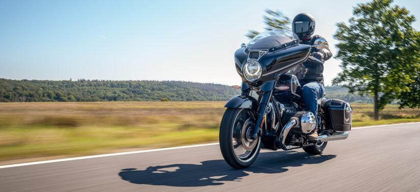 Essai BMW R18 B – A l'assaut du rêve américain :: Test BMW :: ActuMoto