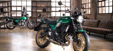 La Z 650 RS, ou le néo-rétro abordable chez Kawasaki
