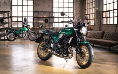 La Z 650 RS, ou le néo-rétro abordable chez Kawasaki :: Nouveauté